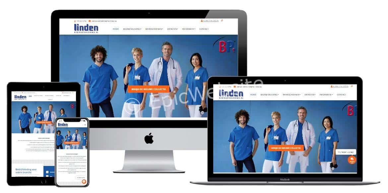 bedrijfskleding-website-laten-maken