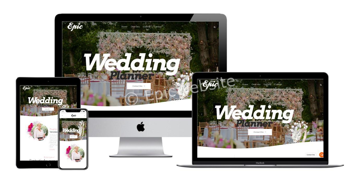 bruiloft website laten maken 1