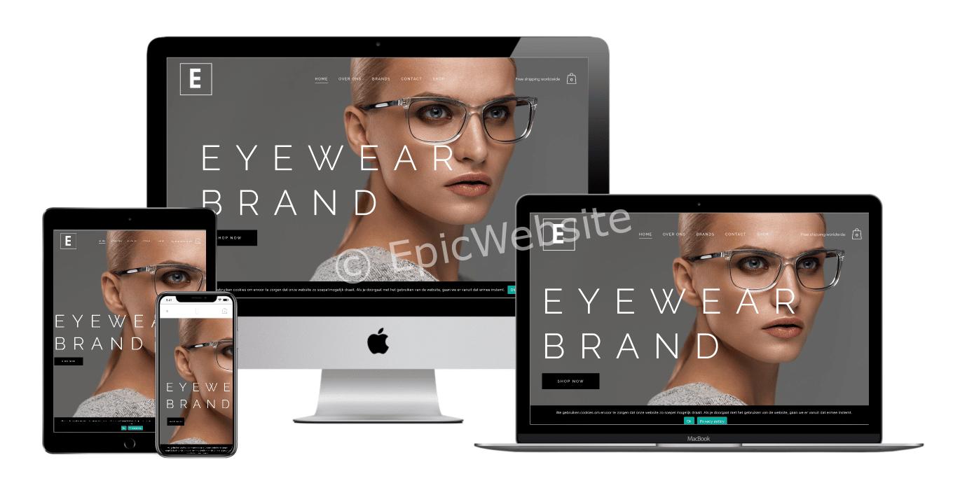 zonnebril webwinkel laten maken 1