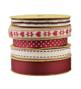 epicwebsite Souvernirs webshop product Fowod Christmas Winter Ribbon