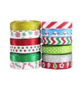 epicwebsite Souvernirs webshop product Winter Grosgrain Ribbon