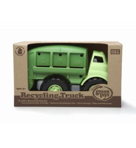 kinder webshop beginnen product Green Toys Recycling Truck
