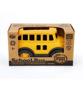 kinder webshop beginnen product Green Toys School Bus
