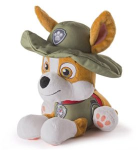 kinder webshop beginnen product Jungle Rescue Tracker Plush Toy