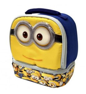 kinder webshop beginnen product Minions 2 Compartment Lunch