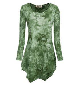 kleding webshop laten maken product Tie Dyed Hankerchief