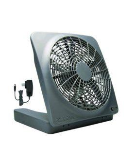 webshop laten maken product O2COOL 10-Inch Portable Fan