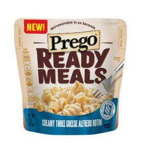 webwinkel laten maken product Prego Ready Meals