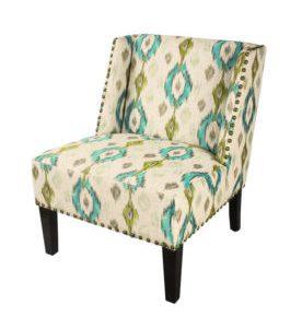 woocommerce webshop laten maken product Wood Leg Accent Chair