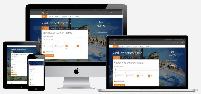 reisorganisatie-website-maken